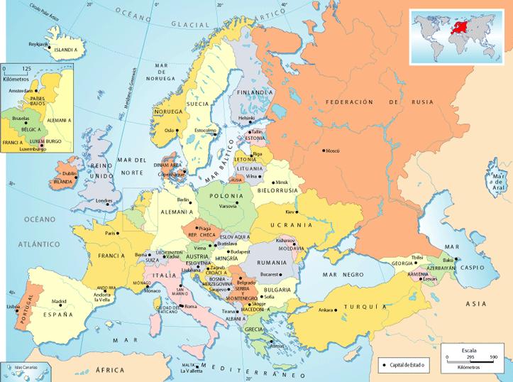Mapa De Europa Png.Mapa Fisico De Europa Mapa De La Union Europea Online Map